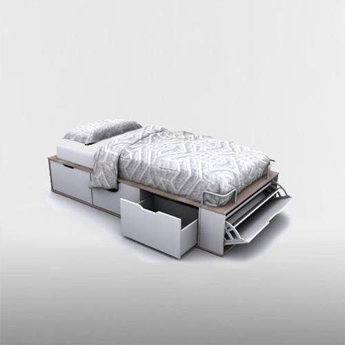 cama BOX MULTI