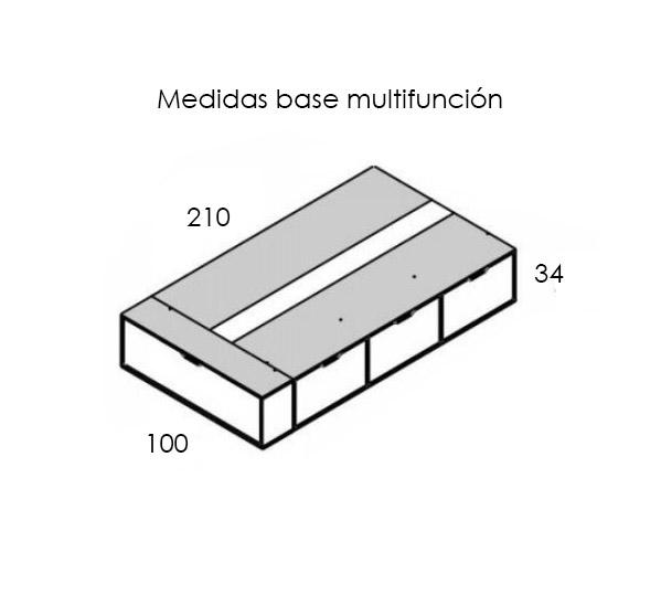 medidas box
